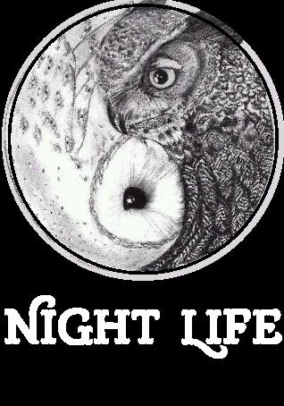 maglietta T-Shirt/Felpa Night Life