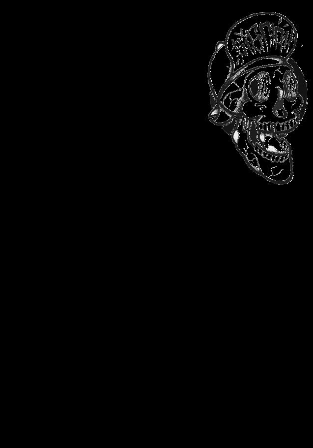 maglietta Big Man Skull I