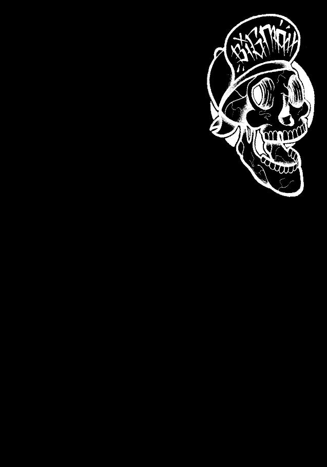 maglietta Big Man Skull II
