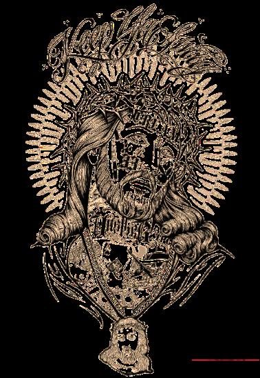 maglietta wild religion!!