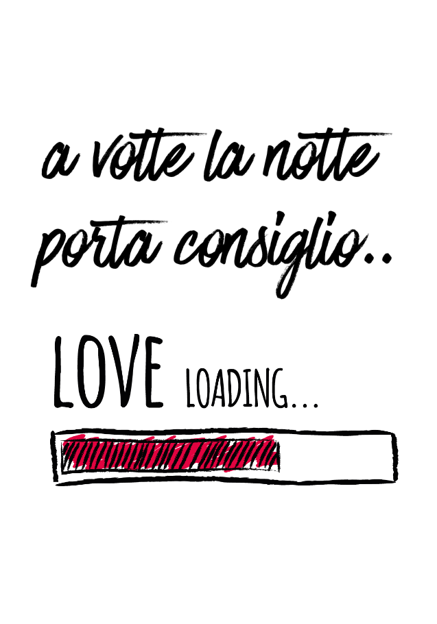maglietta love loading