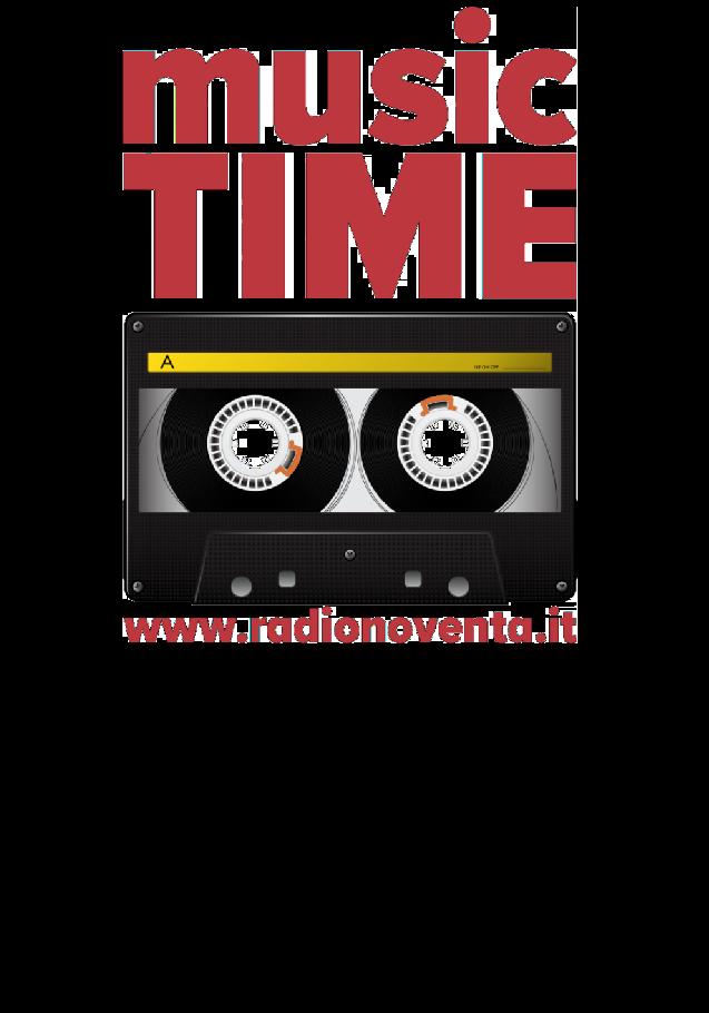 maglietta Music Time