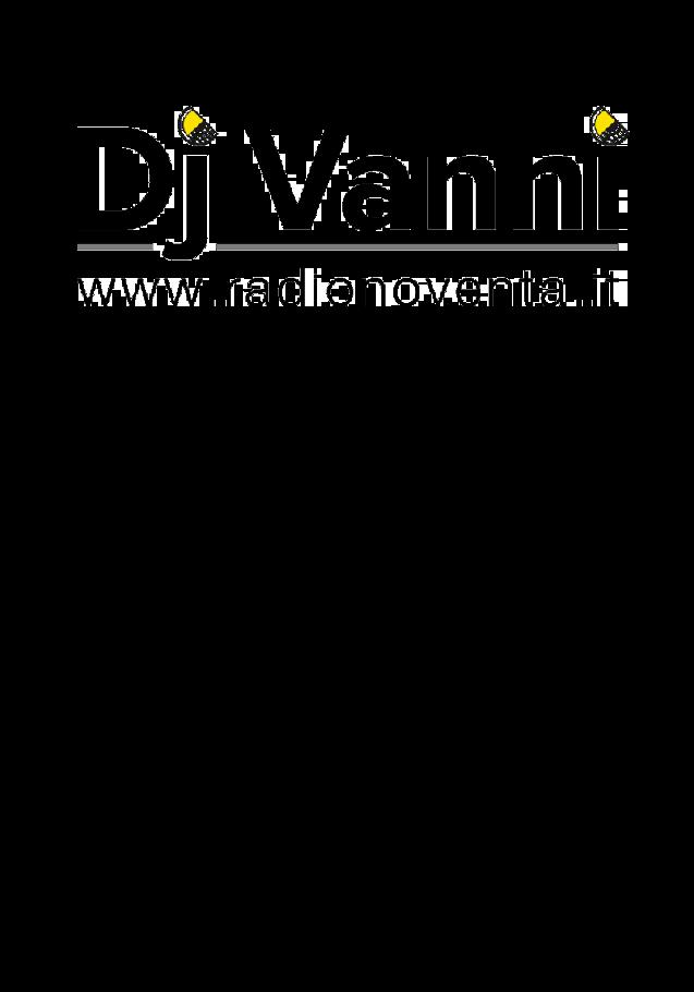 maglietta Dj Vanni
