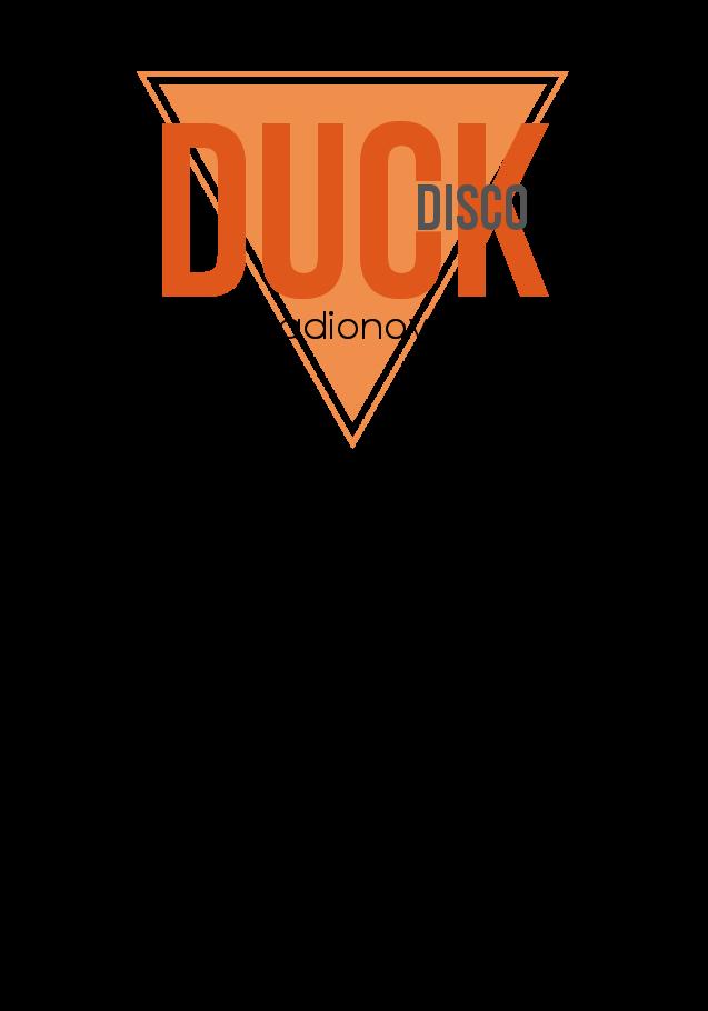maglietta Disco Duck