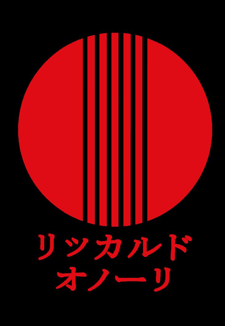 maglietta Tshirt Logo Riccardo Onori