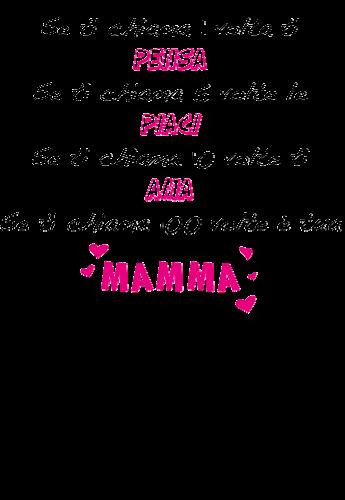 maglietta FESTA DELLA MAMMA 3 di 3