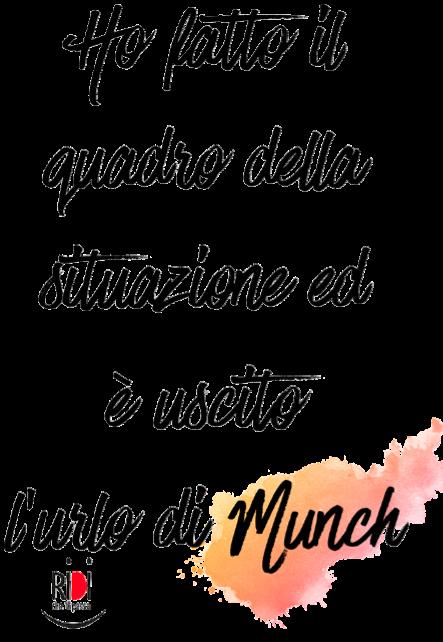 maglietta URLO DI MUNCH