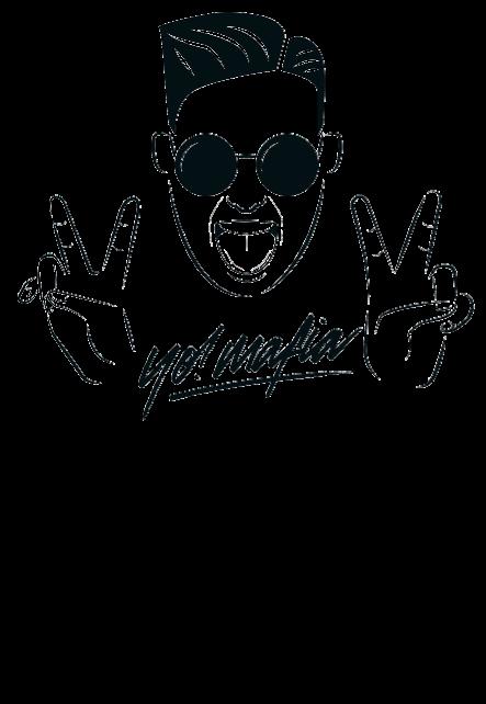 maglietta yo mafia!!