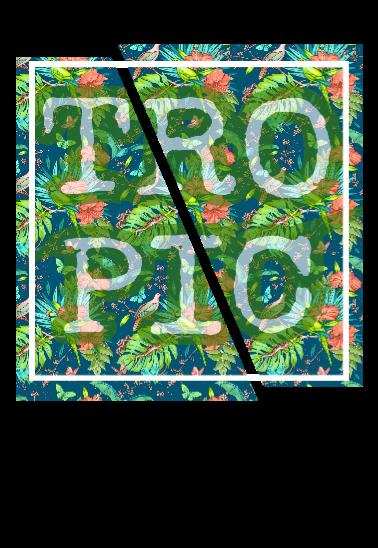 maglietta Tropical Wear