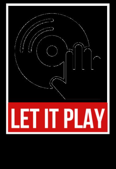 maglietta LetItPlay
