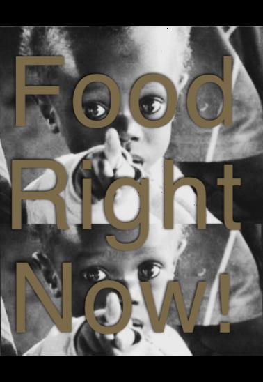 maglietta no alla fame!