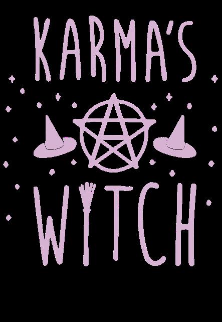 maglietta KARMA's WITCH