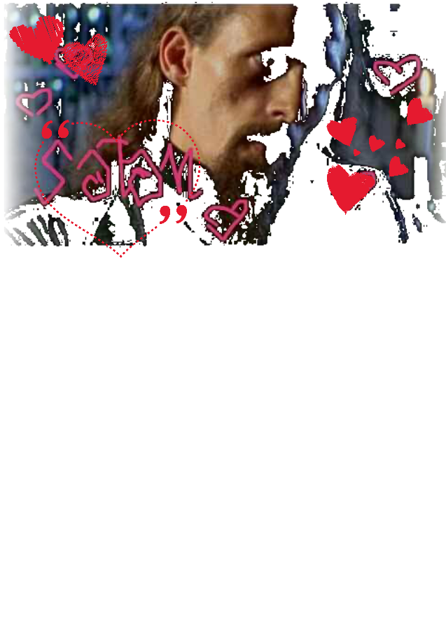 maglietta Gaahl loves Satan
