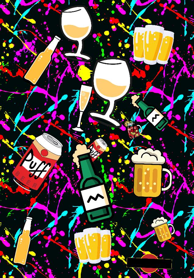 maglietta alcool alcool alcool