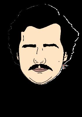 maglietta Pablo Escobar - Narcos