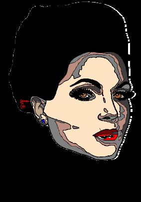 maglietta Regina Mills - C'era una volta