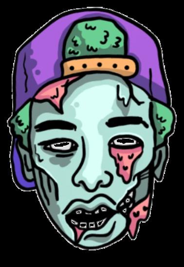 maglietta ZombieSkrt