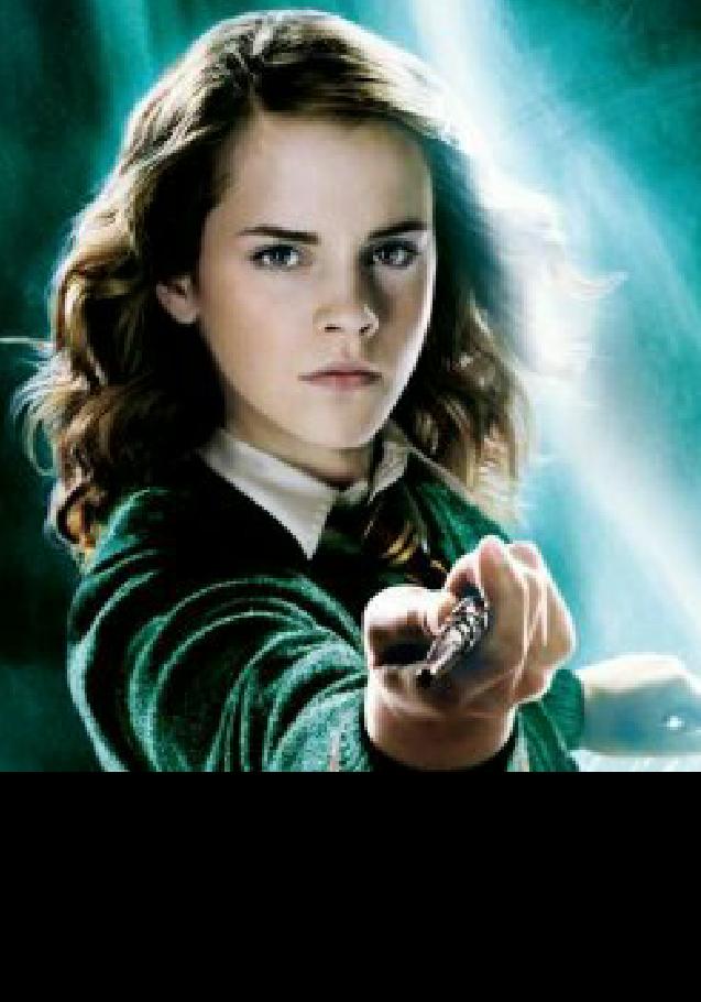 maglietta hermione