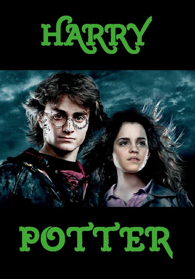 maglietta harry e hermione