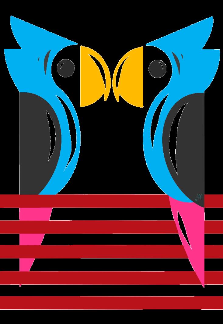 maglietta parrot righe
