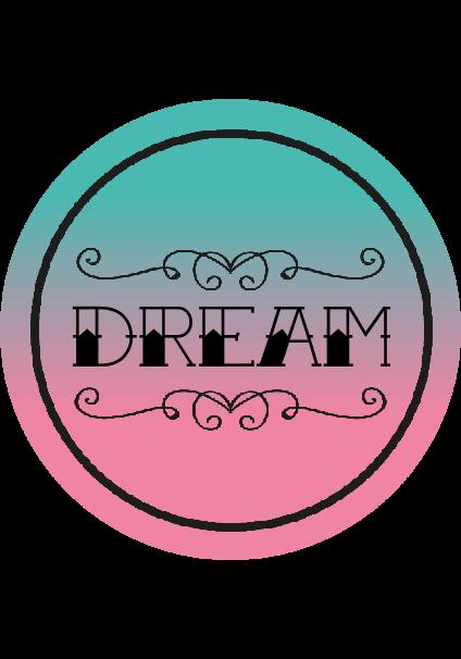 maglietta dream