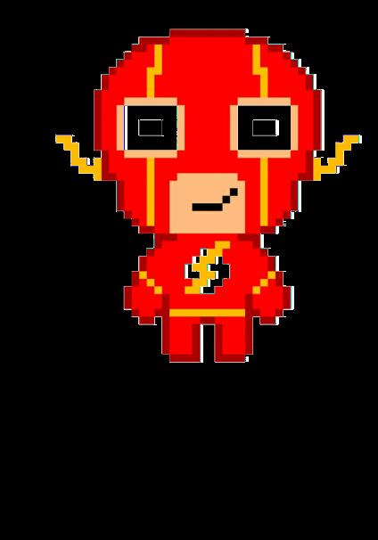 maglietta the flash