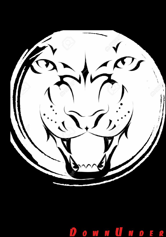 maglietta Balck Tiger