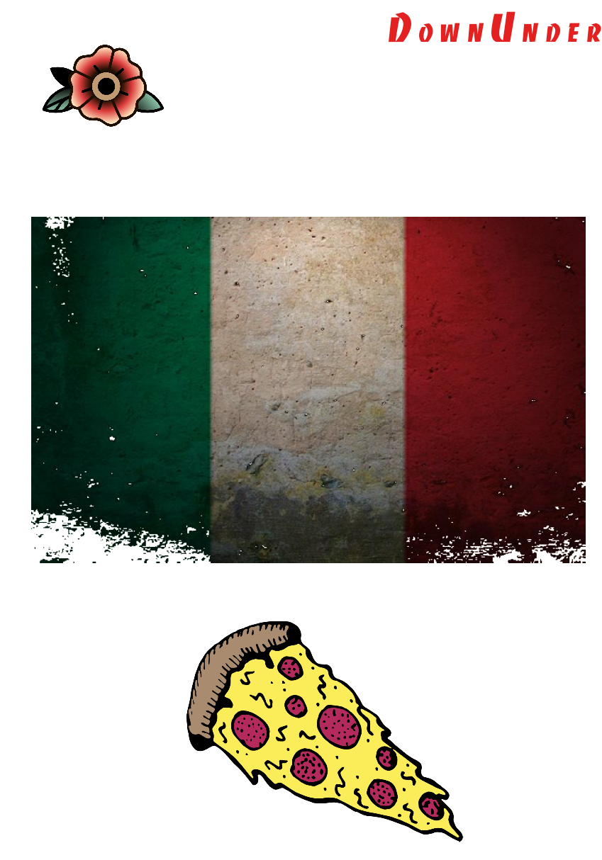 maglietta Italy