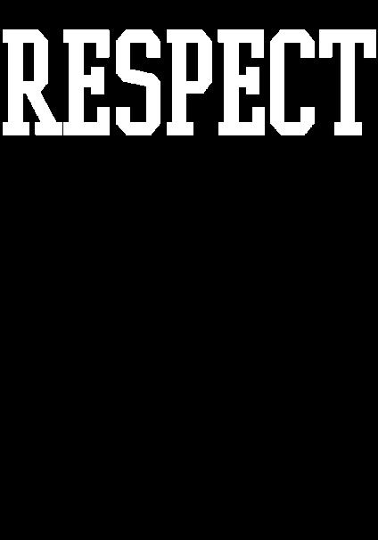 maglietta RESPECT