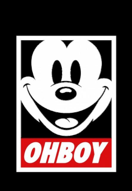 maglietta Ohboy