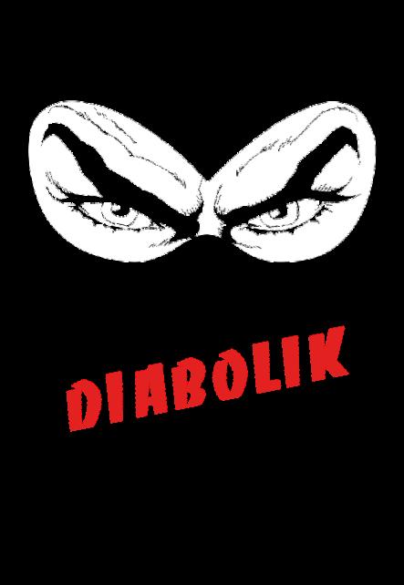 maglietta Diabolik