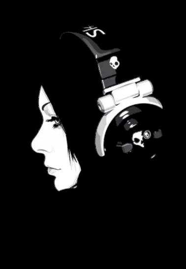 maglietta Music Girl