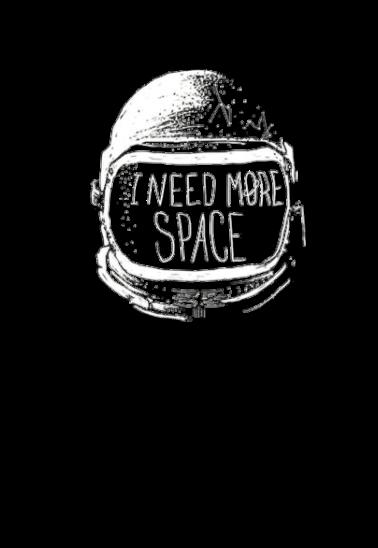 maglietta I Need More Space