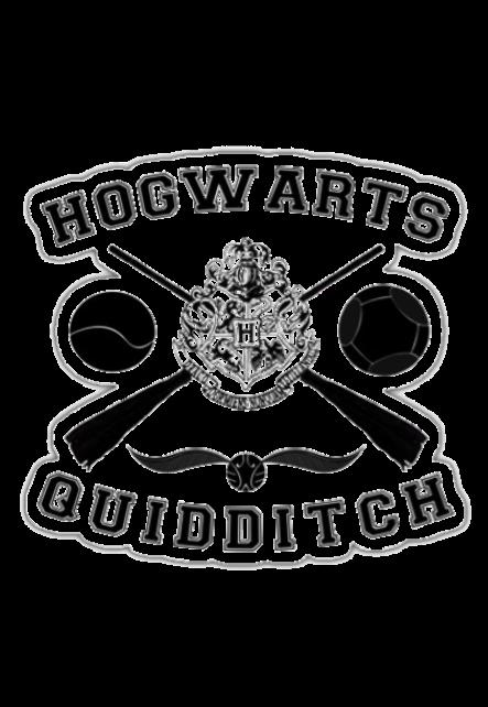 maglietta quidditch tshirt