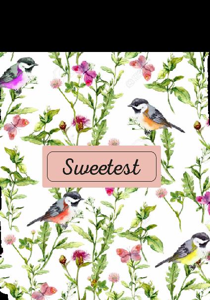 maglietta sweetest