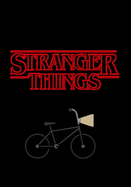 maglietta Stranger Things