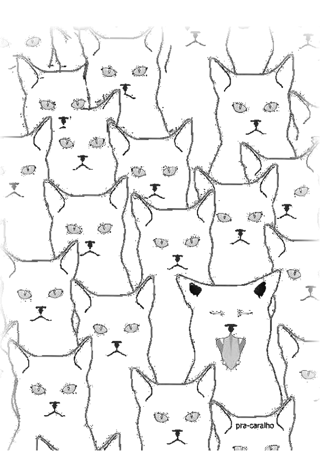 maglietta Cats