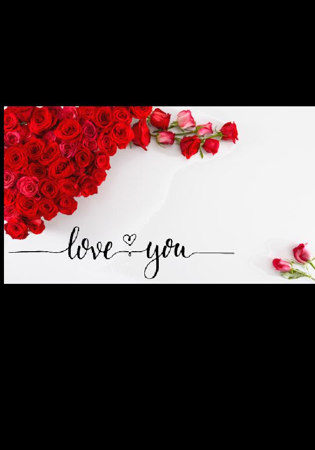 maglietta Love You