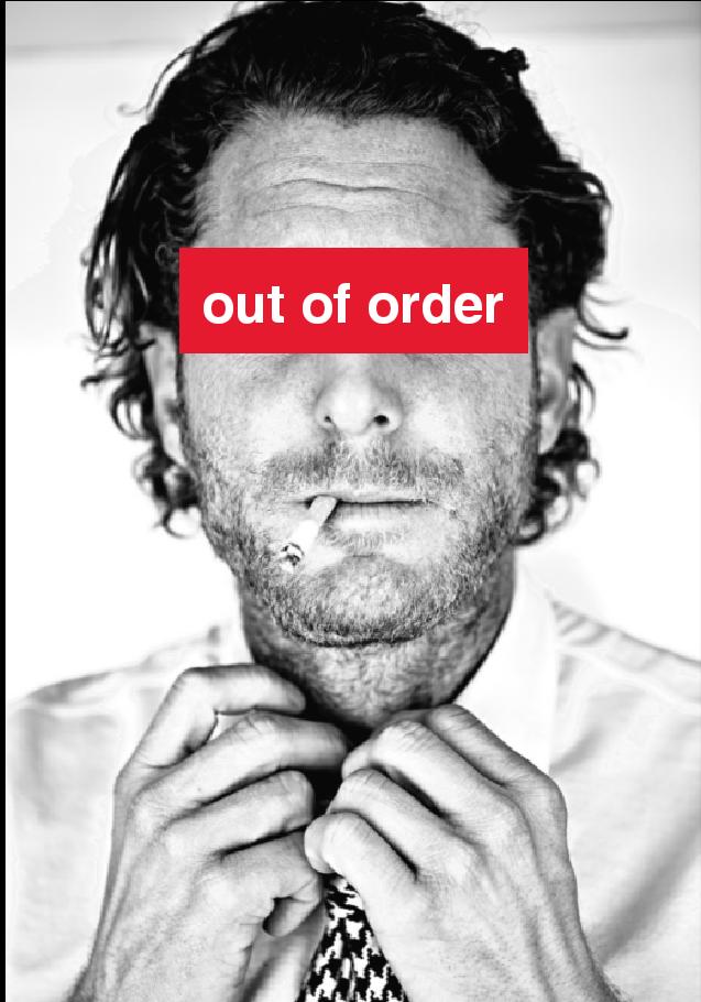 maglietta Lapo. out of order