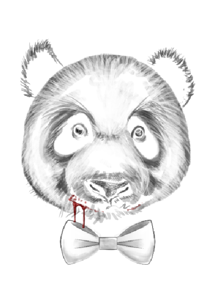 maglietta Boody Panda