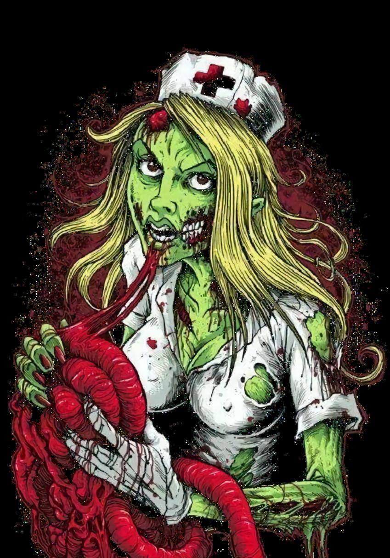 maglietta Zombie Bride