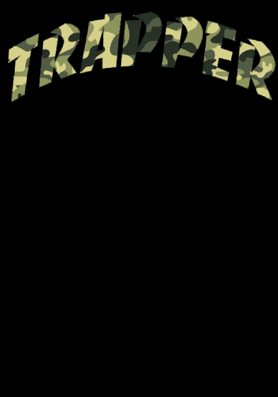 maglietta Trapper • GVNG