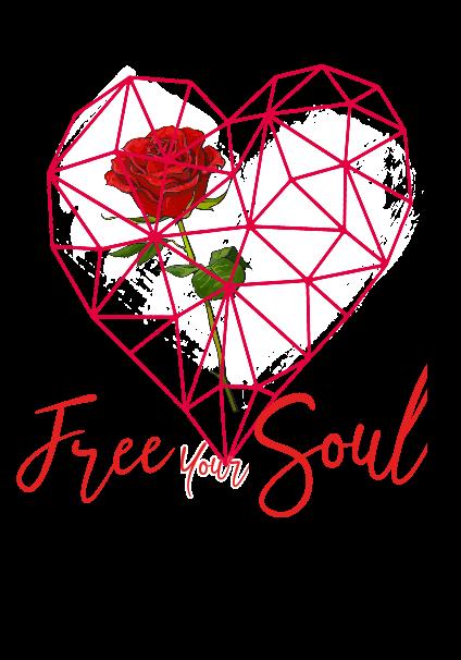maglietta FreeSoul