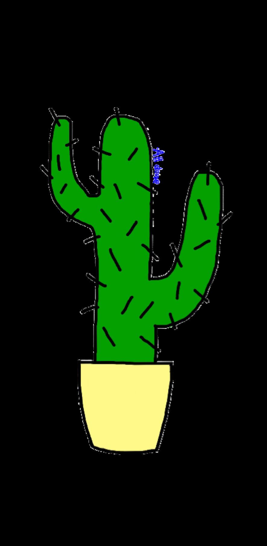 cover Cactus T-Shirt