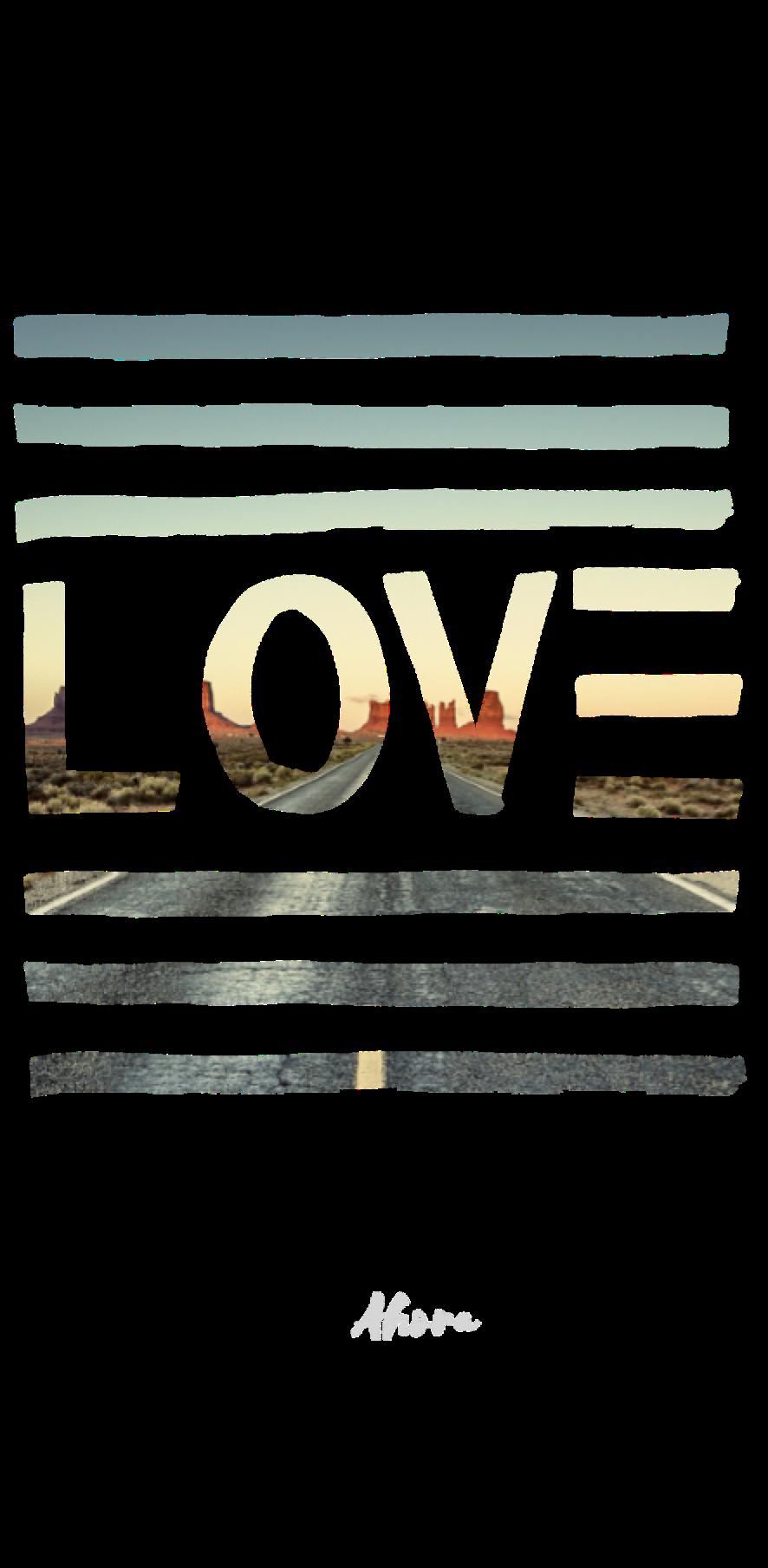 cover Horizon in Love