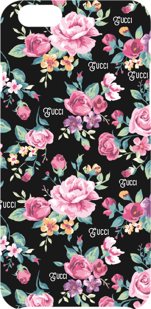 cover Gucci Flower