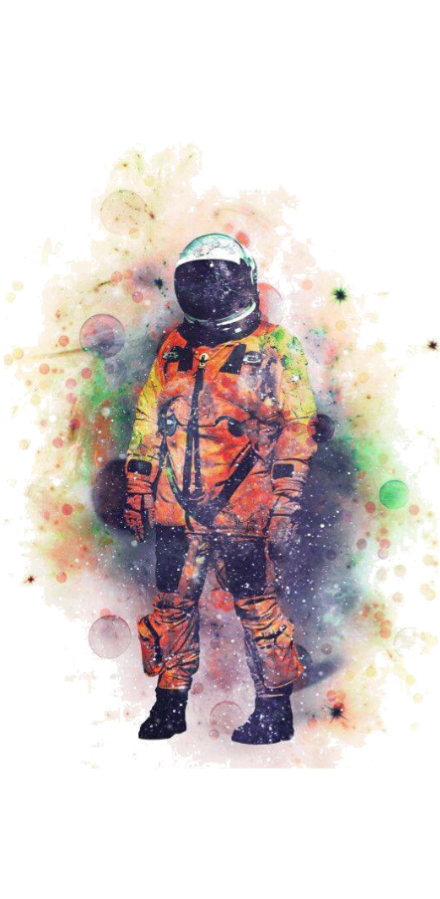 cover SPACE MAN