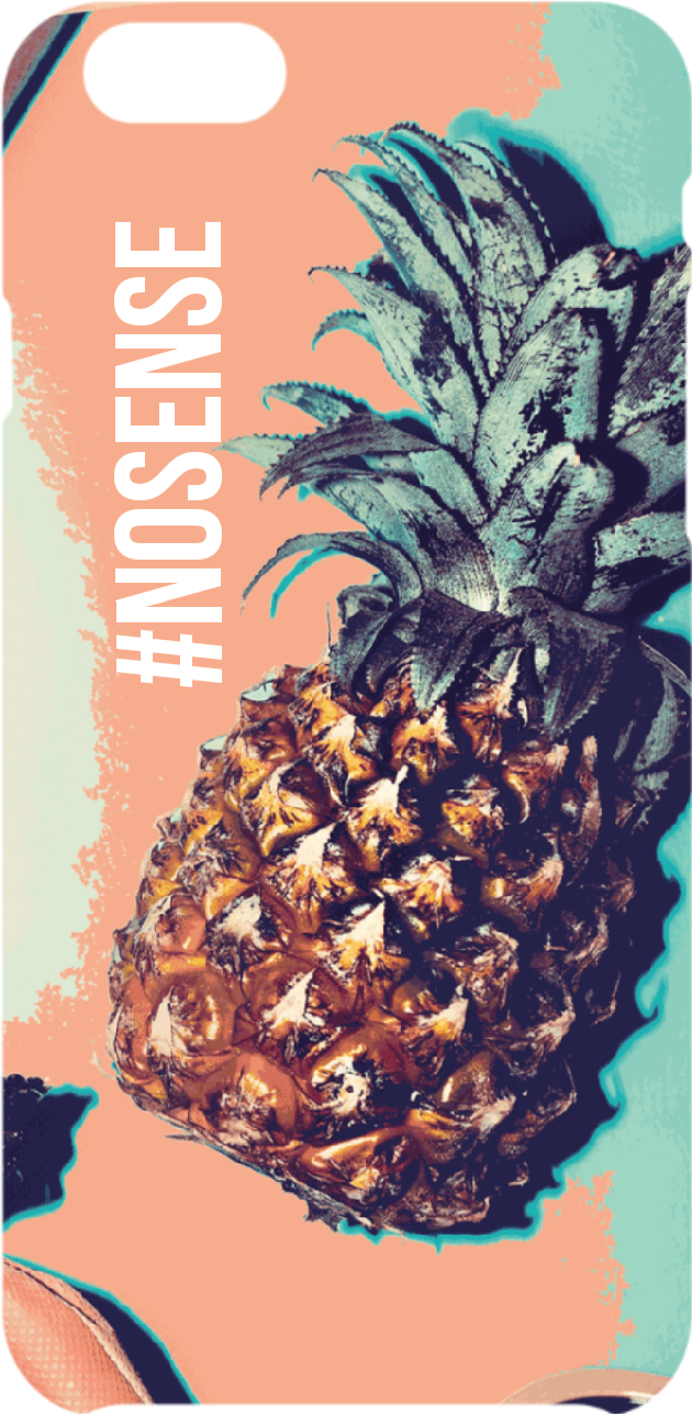 cover Ananas NoSense