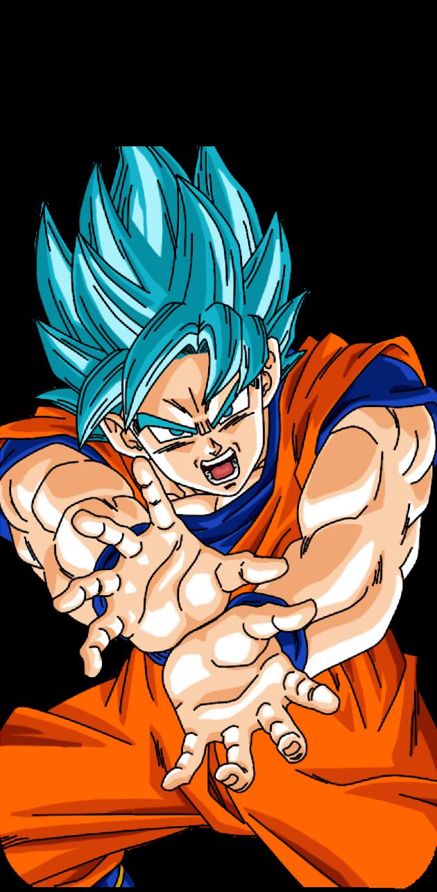 cover Goku ssj 2