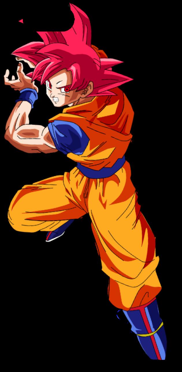cover Goku ssg